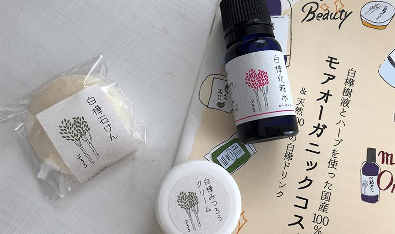 ぷろろ化粧品 トライアルセット
