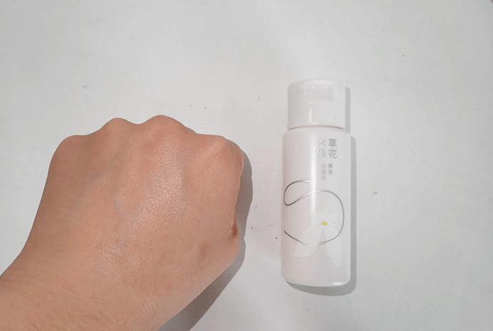 白花八草の化粧水